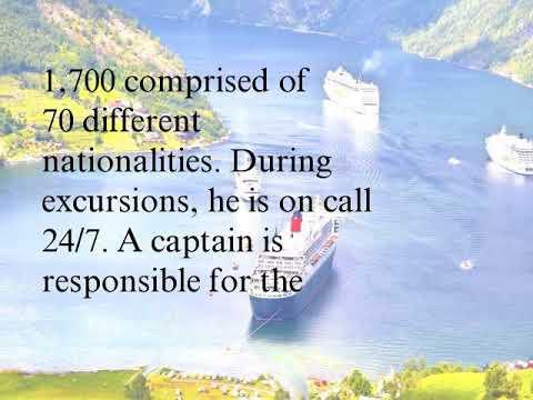 Do You Make More Money Than A Cruise Ship Captain YouTube - How much does a cruise ship captain make