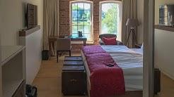 Hotel Hafenspeicher Leer | Standard Doppelzimmer mit Hafenblick | 4 ⭐ | Rundgang