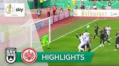 SSV Ulm - Eintracht Frankfurt 2:1 | Highlights DFB-Pokal 2018/19 - 1. Runde