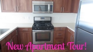 New Apartment Tour!