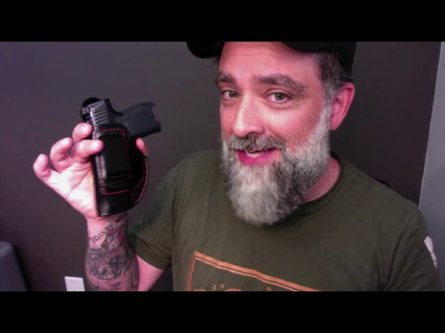 KTactical Leather IWB Holster Review
