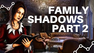 Stormhill Mystery: Family Shadows Game Walkthrough - Part 2