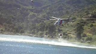 helicoptero en arenas de san pedro 2