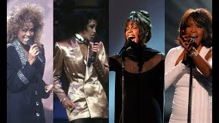 Whitney Houston - American Music Awards Performances! (1986-2009)