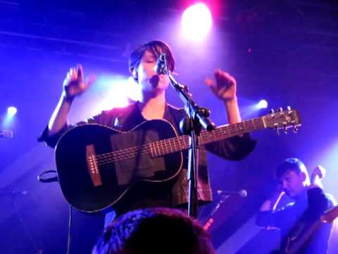 Tegan and Sara - Intimate/secret times with Sara - Belfast, 14th June 2010