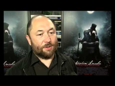 Timur Bekmambetov Tells The Audience What To Expect - Abraham Lincoln:Vampire Hunter