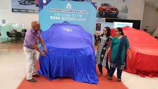 Taking Delivery of Tata Nexon Special Edition|Attractive Color|Exterior,Interior&Outdoor Driving