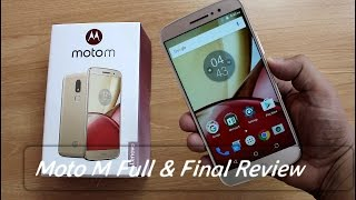 Moto M Full & Final Review II Pros & Cons II Hindi