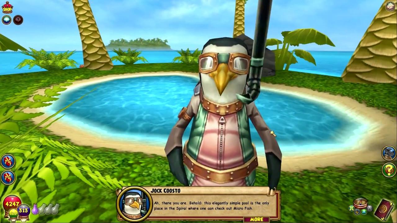 Wizard101: LVL 120 Fantastic Voyage Gauntlet!