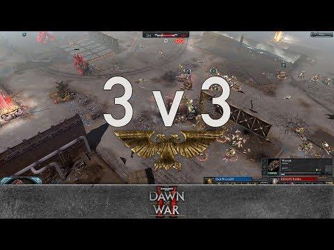 Dawn of War 2 - Faction Wars 2018 | Orks v Eldar