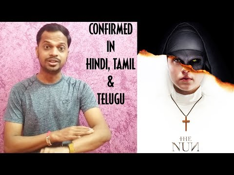The Nun (2018) Confirmed To Release In Hindi, Tamil & Telugu Languages In India   FeatFlix