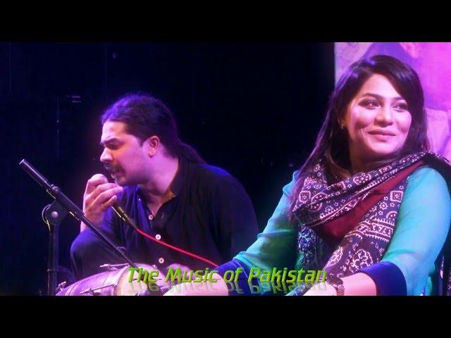 Man Kunto Maula - Sanam Marvi performing in the Netherlands