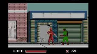PC Engine Longplay [058] Ninja Warriors