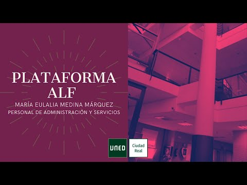 PLATAFORMA ALF (María Eulalia Medina Márquez)