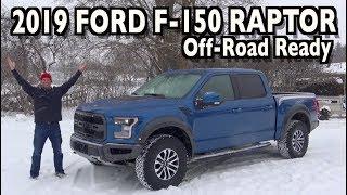 Just Arrived: 2019 Ford F-150 Raptor on Everyman Driver
