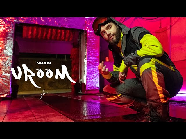 Nucci - VROOM (Official Video) Prod. by Popov