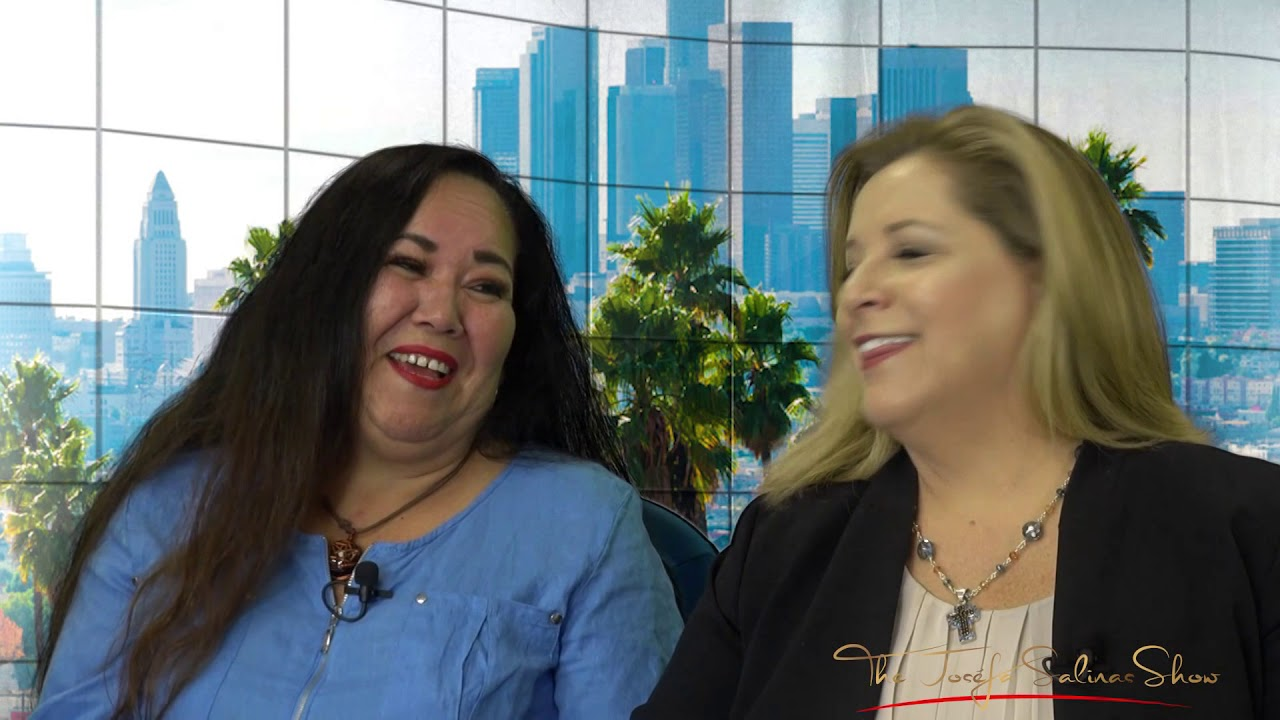 The Josefa Salinas Show Episode 6 - with Maritza&Thelma Garcia(TacoNazo) part 1