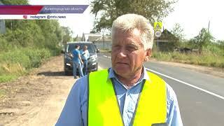 Качество ремонта дороги Вознесенское – Теньгушево проверяют специалисты ГУАД