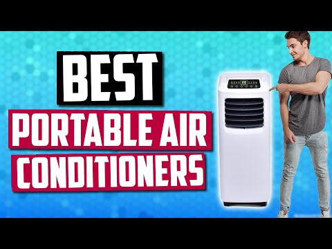 Best Portable Air Conditioner In 2019   5 Cheap, Small & Portable AC's