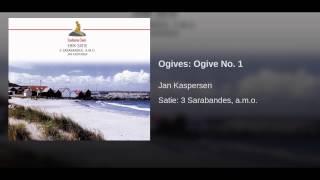 Ogives: Ogive No. 1