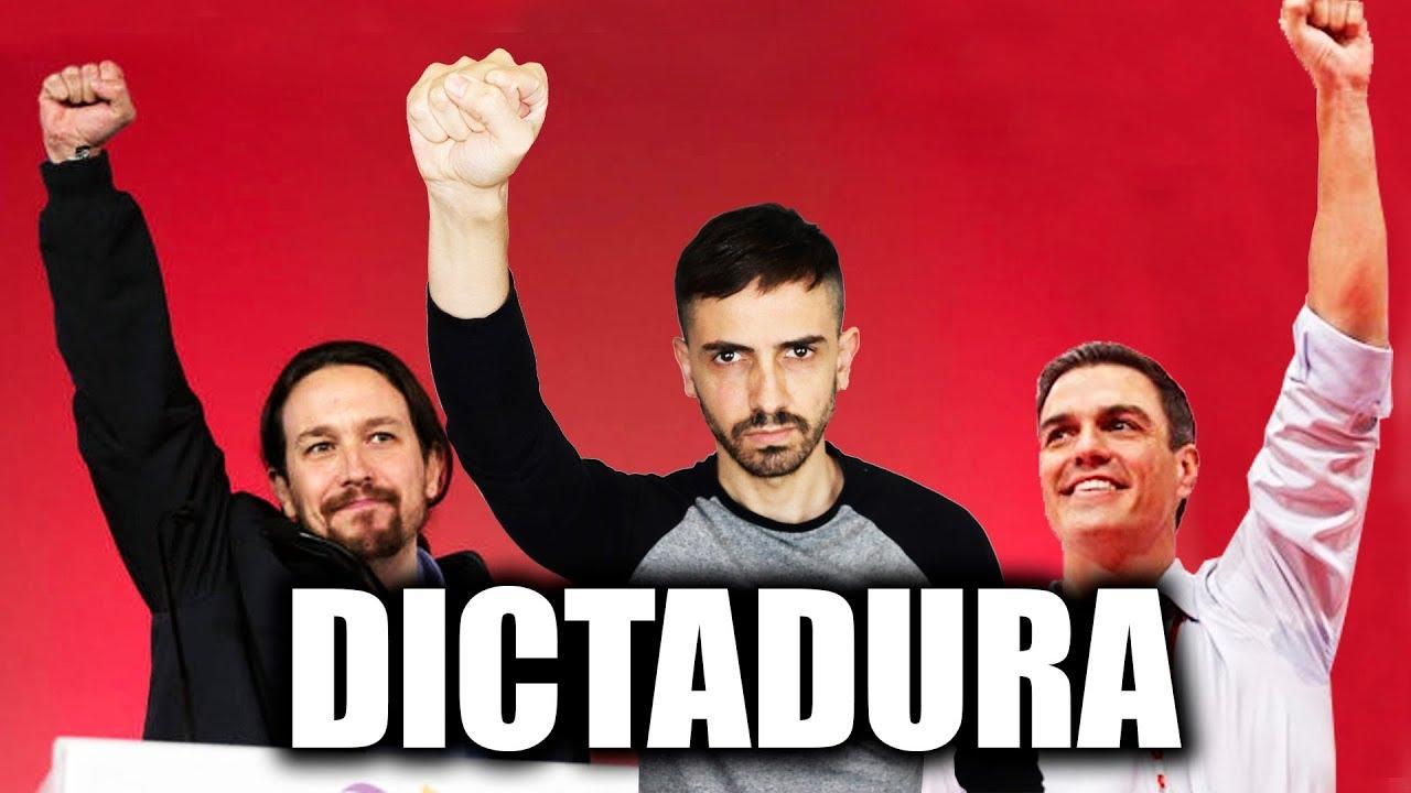 PSOE y Podemos: la dictadura que viene   InfoVlogger