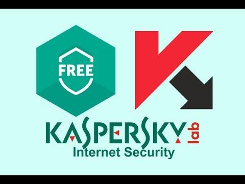 Kaspersky ücretsiz Antivirüs sürümünü indirin