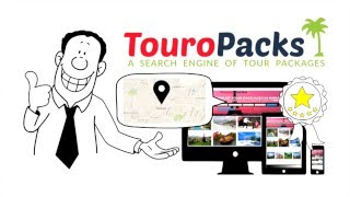 TouroPacks - a Search engine of tour packages in India