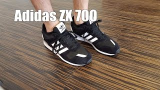 83metoo Adidas ZX 700 Review on Feet