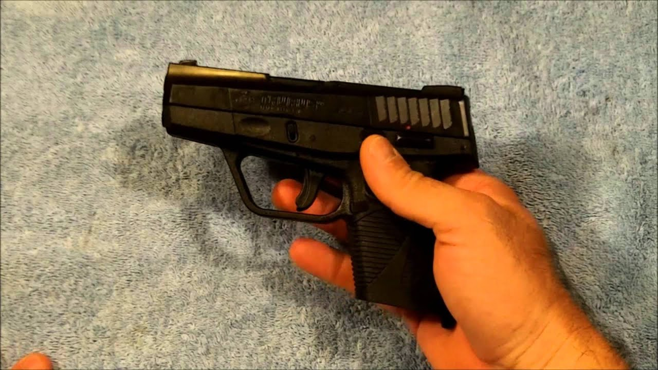 709 slim 9mm pistol - Taurus Slim 9mm