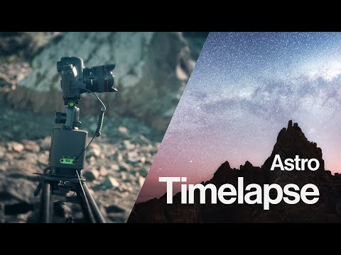 Tutorial: How to Set Up a Motion Star Time-lapse Using the Syrp Genie - Mark Gee