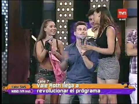 ¡Valentina Roth se reintegra a Calle 7 y a la competencia ...