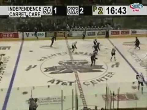 AHL 2011/12 OKC Tulupov Kirill #8 video profile . The new se