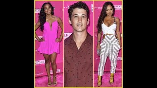 Miles Teller, Rachel Lindsay & More Wrap Up All-Star Weekend at T-Mobile