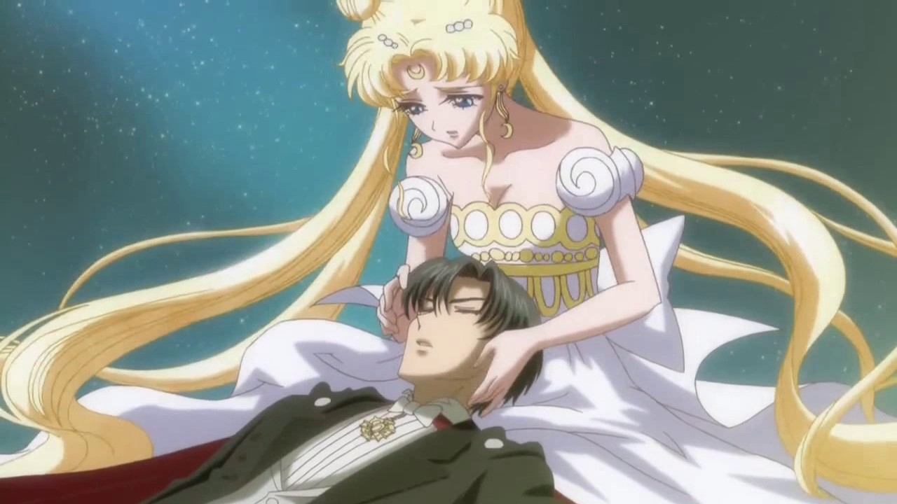 Girl With Mask Wallpaper Sailor Moon And Tuxedo Mask Soulmates Youtube