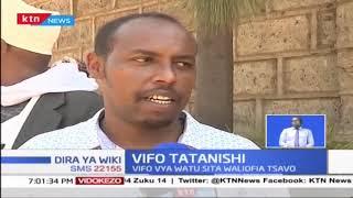 Vifo Tatanishi: Vifo vya watu sita waliofia Tsavo