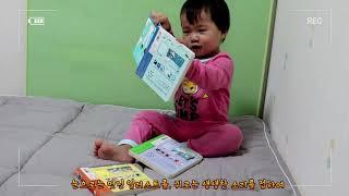 우리막내가 애정하는 아기책 플레이송스 사운드북 세트