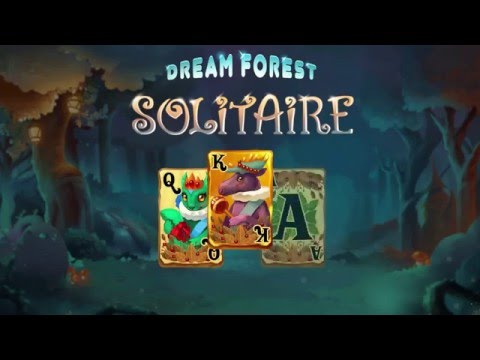 Solitaire Dream forest: Card Game