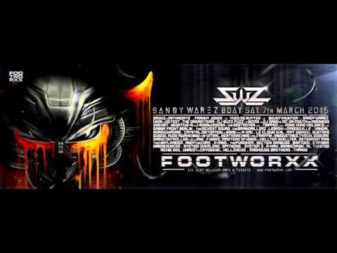 Sandy Warez - Footworxx Podcast