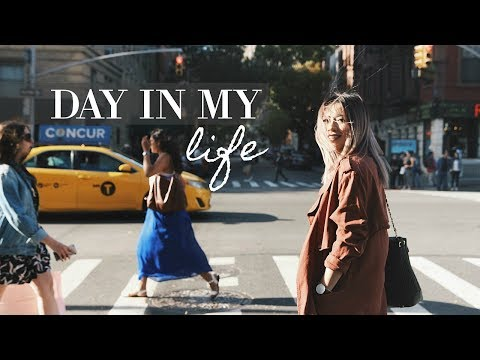 A DAY IN MY LIFE   Fall in New York City & Still Single from YouTube · Duration:  6 minutes 12 seconds
