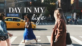 A DAY IN MY LIFE | Fall in New York City & Still Single