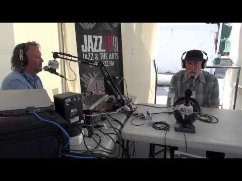 John Scofield - Interview - Live Toronto Jazz Festival 2014