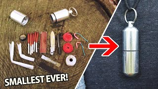 My Pocket Wilderness Survival Kit - All the Essentials, Pocket Sized