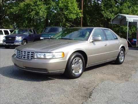 Short Takes: 2000 Cadillac Seville SLS (Start Up, Engine, Tour ...