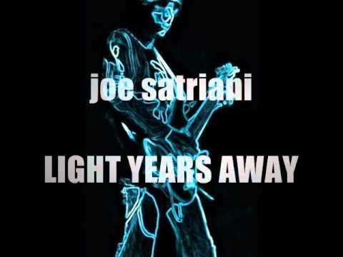 Joe Satriani - Light Years Away (HQ)