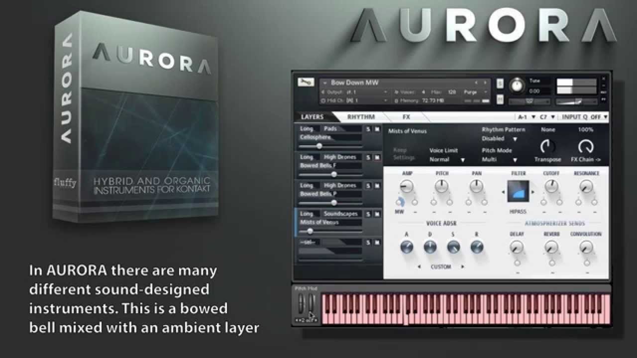 aria sounds aurora choir