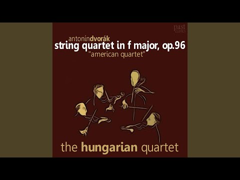 "String Quartet In F Major, Op. 96 ""American Quartet"": II. Lento"