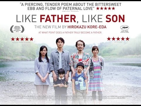 Like Father, Like Son - Official UK Trailer from Arrow Films