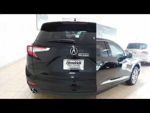 Jay Wolfe Acura >> 2020 Acura RDX SH-AWD with Advance Package - YouTube