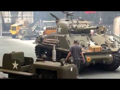 For Sale: Sherman Used in Blockbuster Movie Fury And 50 Other