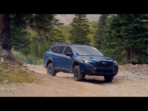 The all-new 2022 Subaru Outback® Wilderness™.